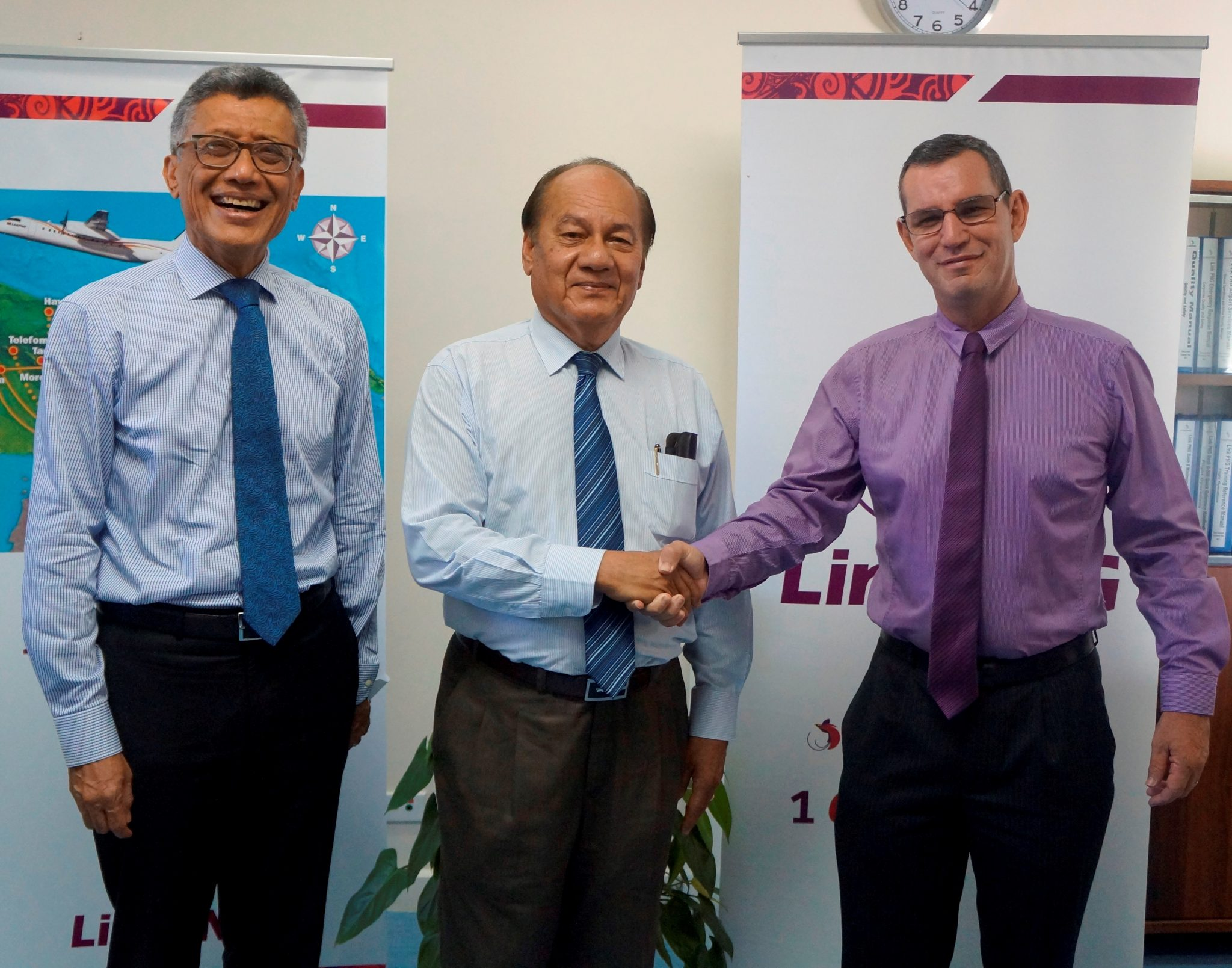 Link PNG appoints new General Manager