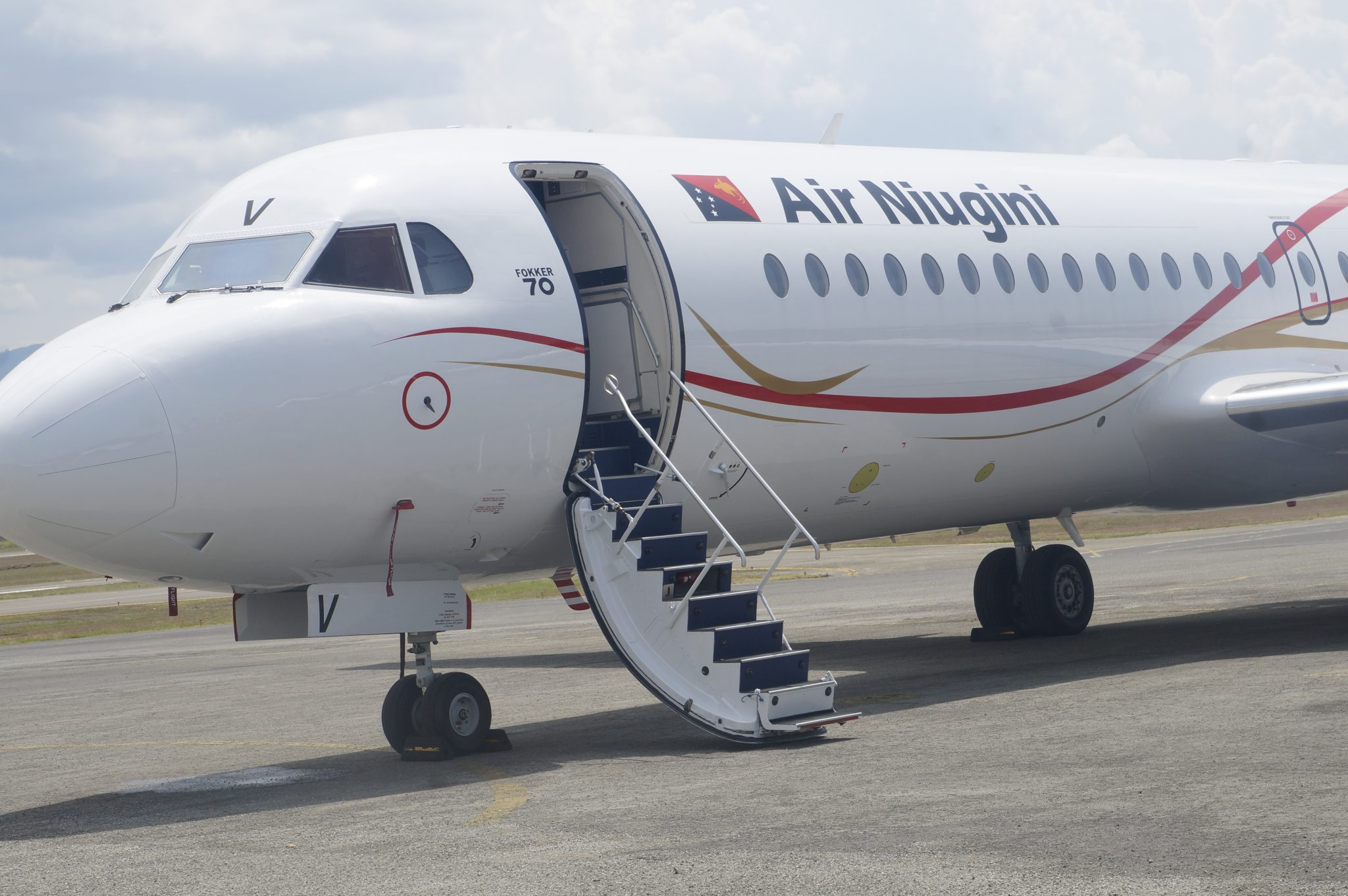 Air Niugini commences service to Townsville,  Australia
