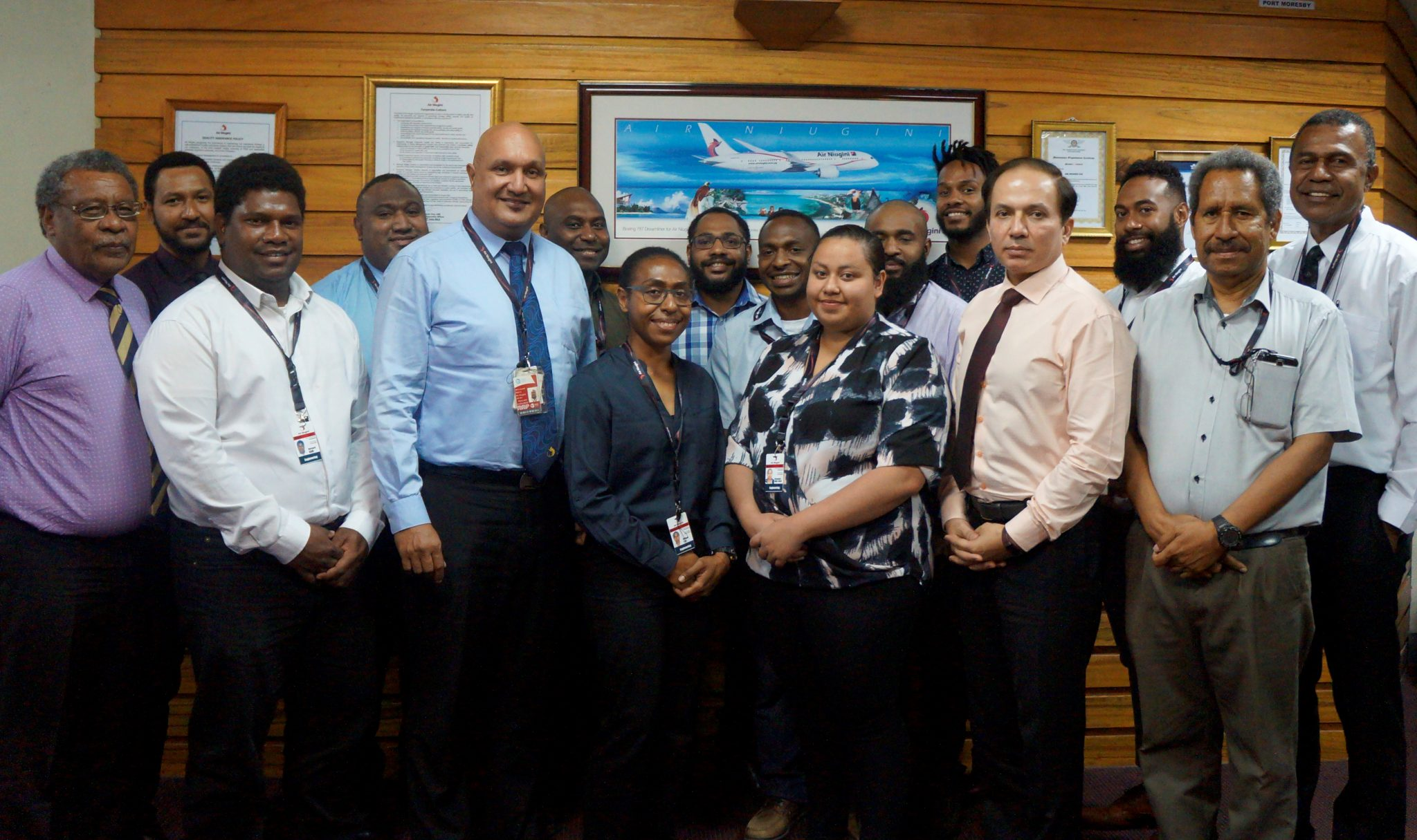 MORE AIRCRAFT MAINTENCE ENGINEERS(AMEs)  RETURN TO AIR NIUGINI.
