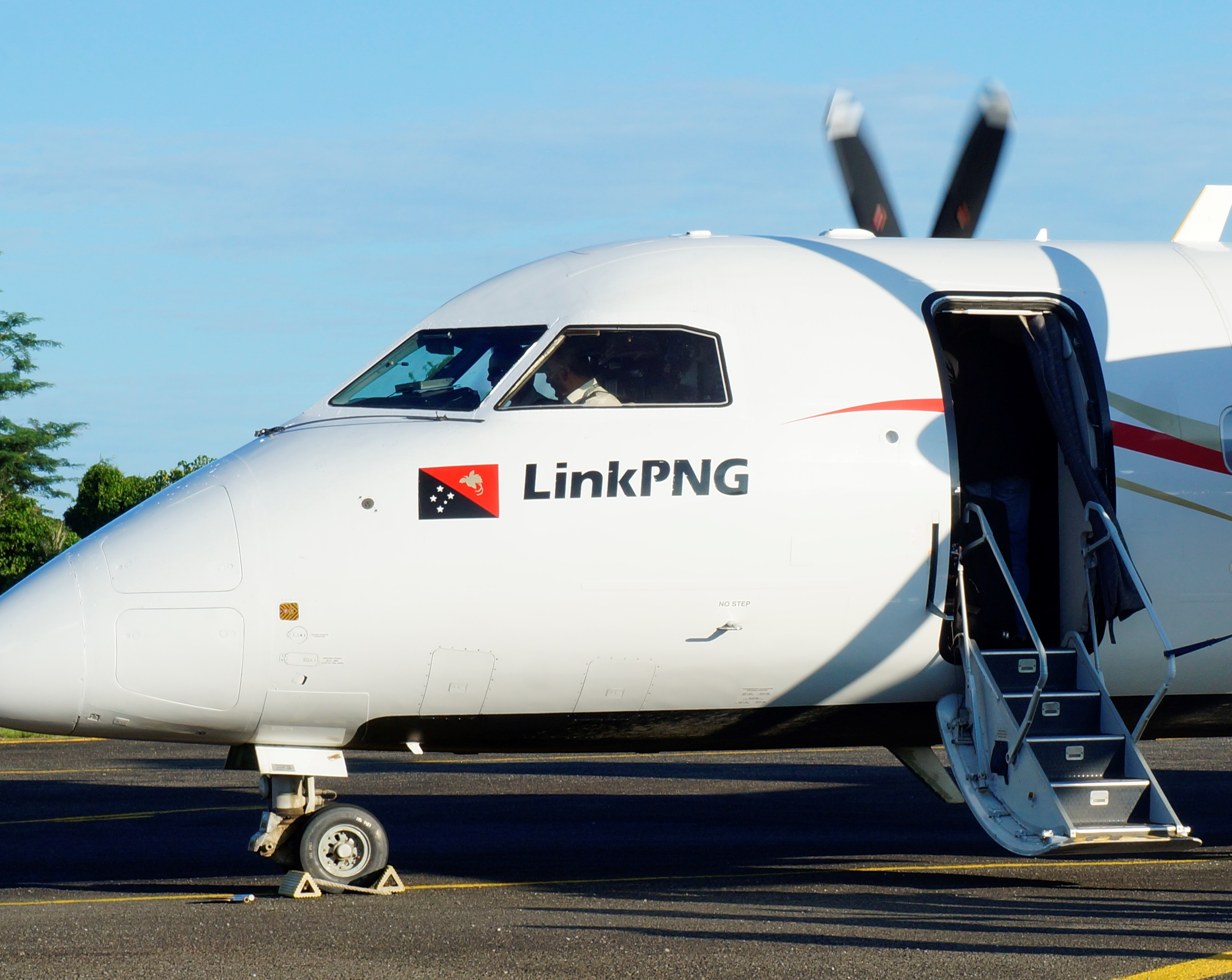 LINK PNG RESUME FLIGHTS TO MENDI, SHP.