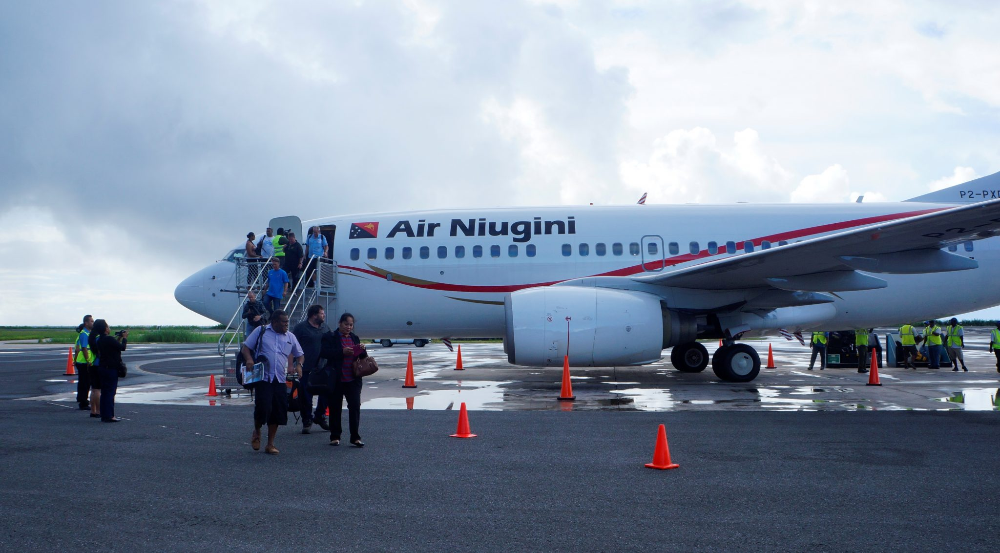 Air Niugini to Offer direct JAPAN/FSM/PNG Services